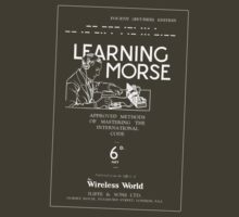 Learning Morse - Dark by destinysagent