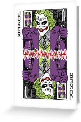 Joker playing card by MrWhaite