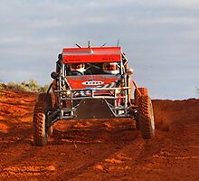 Car 128 - Finke 2011 Day 1 by Centralian Images