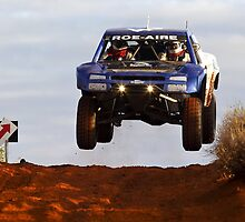 Car 404 - Finke 2011 Day 1 by Centralian Images
