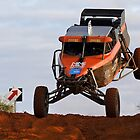 Car 99 - Finke 2011 Day 1 by Centralian Images