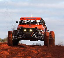 Car 140 - Finke 2011 Day 1 by Centralian Images