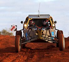 Car 165 - Finke 2011 Day 1 by Centralian Images