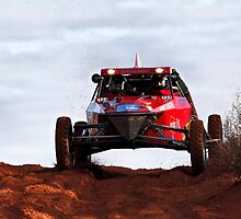 Car 333 - Finke 2011 Day 1 by Centralian Images