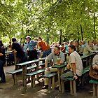 Bergkirchweih, Erlangen, Germany 2006. by David A. L. Davies