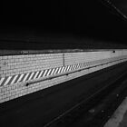 Waiting - Train Station - New York City by Vivienne Gucwa