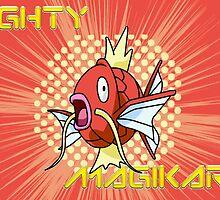 mighty magikarp by Plusle