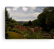 Selworthy Rest and Tranquility, Exmoor Canvas Print