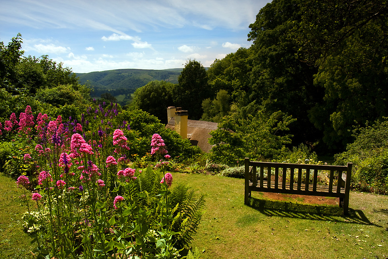 Selworthy, A Time to Reflect, Exmoor by David-J