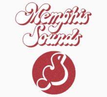 Memphis Sounds Vintage Kids Clothes