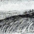 Pastel Landscape by Redviolin