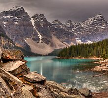 Moraine Lake  by JamesA1