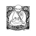 Meditation by Roy Guzman