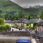 Luss Jetty by David  Barker