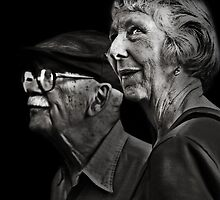 Faces of Venice - The Twilight Honeymooners by Luke Griffin