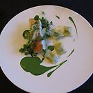Fillet of Turbot by John Dalkin