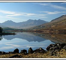 Snowdonia Reflected by Wendy Williams