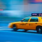 Big Yellow Taxi - New York by Alanqpr