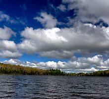 Noyes Lake by Joe Jennelle