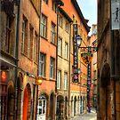 Rue de Boueff by Hans Kool