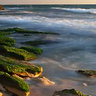 Burns Beach at Sunset by Daniel Carr