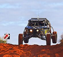 Car 24 - Finke 2011 Day 1 by Centralian Images
