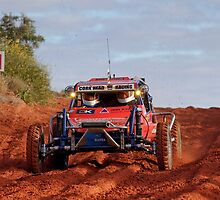 Car 268 - Finke 2011 Day 1 by Centralian Images