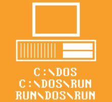 Run DOS Run by BarefacedDeath