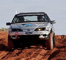 Car 518 - Finke 2011 Day 1 by Centralian Images