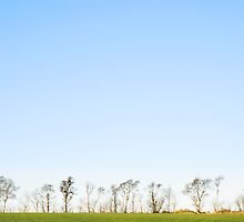 The minimalistic landscape of Jæren by Bjarte Edvardsen