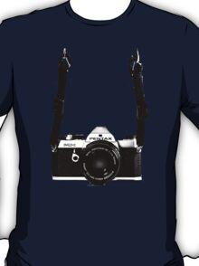 Vintage 35mm SLR Camera Pentax MX  T-Shirt