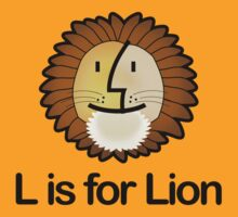 L is for Lion by Alisdair Binning