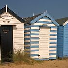 Southwold Beach Huts by Alanqpr