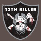 13th Killer by freeagent08