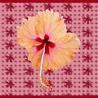 Hibiscus Summer Print by Fay Hartwell