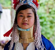 Karen Tribe Teen by phil decocco