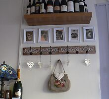"At"" The Pantry & Corkscrew Cafe"",Westport,Co. Mayo,Ireland. by Pat Duggan"