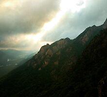 Alpine Morning - Seoraksan National Park, South Korea by Alex Zuccarelli
