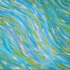 Deanna Wood&#x27;s &#x27;Gentle Waves&#x27; by Art 4 ME