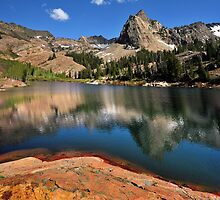 Lake Blanche, Reflections by Ryan Houston