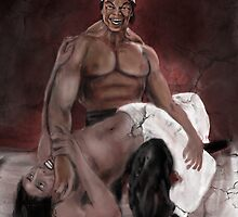 BOLO YEUNG :BACK BREAKER ! by Ray Jackson