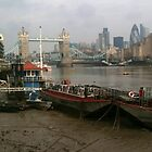 By the Thames by CarolineLN