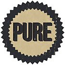 Pure Gasoline vintage sign reproduction by htrdesigns