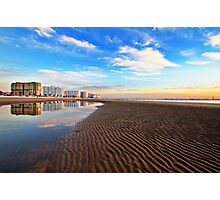 Playa da la Valdelagrana Photographic Print