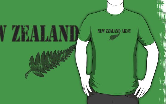 New Zealand Army (FOTC) by Malc Foy