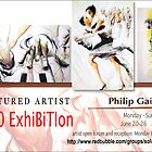 Philip Gaida, Solo Exhibition Banner by solo-exhibition