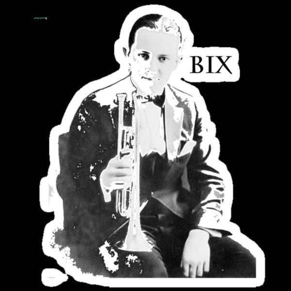Ladies and Gentlemen: Bix Beiderbecke! by Matthewlraup