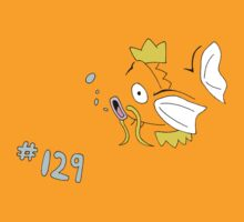 Pokemon 129 Magikarp by methuselah