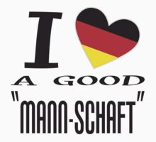 German National Mens Soccer Team by NSauer01