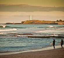North Wollongong by 16images